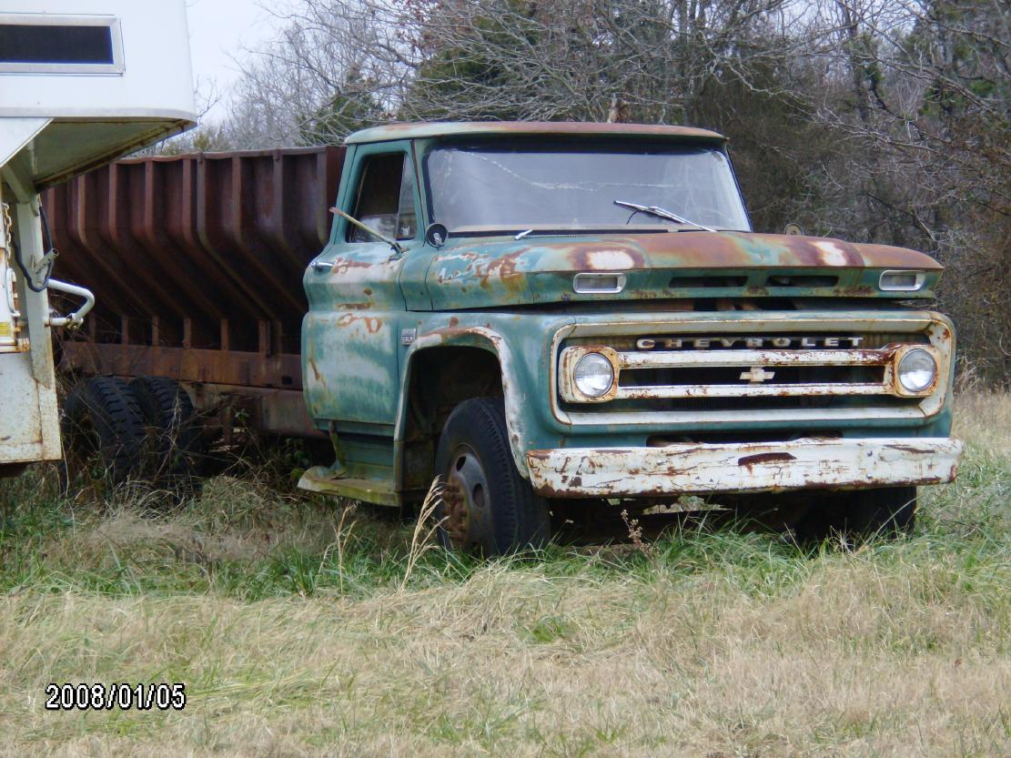 Vintage Ford Truck Pickups Searcy Ar 1980 Coe 196x Chevy Dump Pu