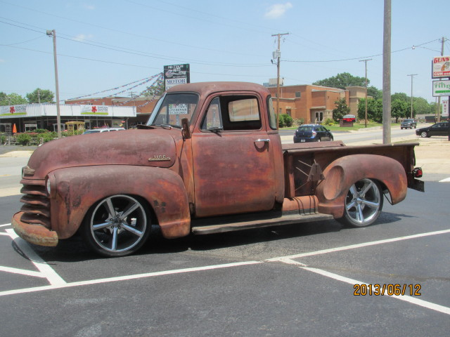 Vintage Chevy Truck Pickup Searcy, AR