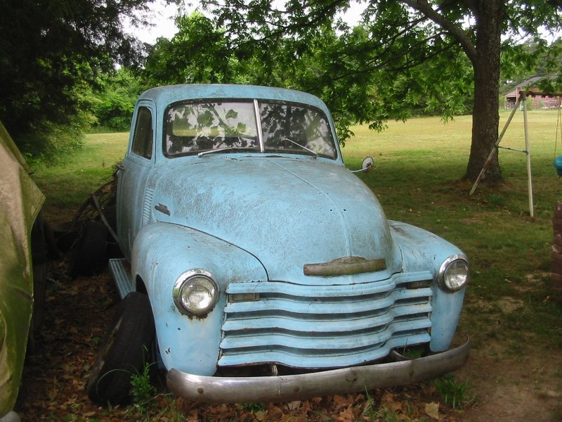 Cherry Hill Vw >> Vintage Chevy Truck Pickup Searcy, AR