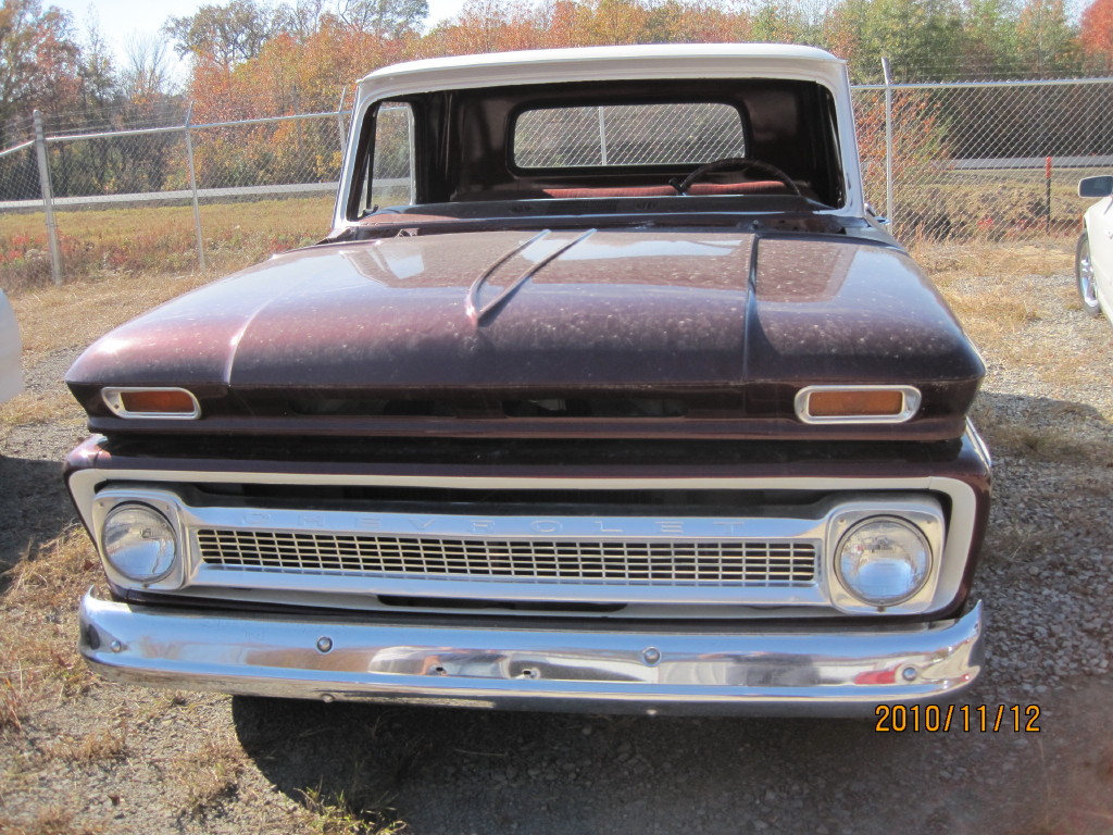 All Chevy 1965 chevy c30 : Vintage Chevy Truck Pickup Searcy, AR