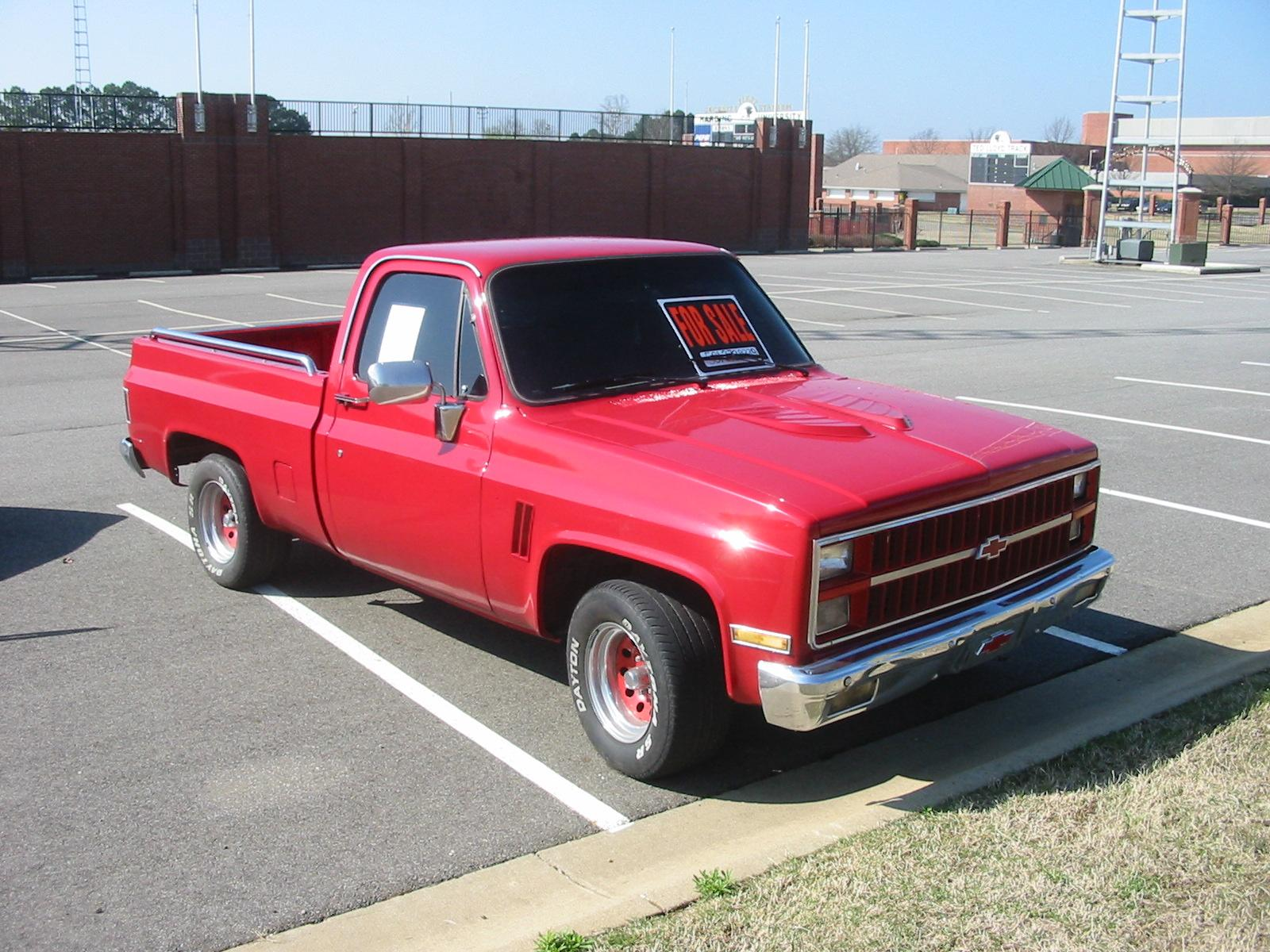 Vintage Chevy Truck Pickup Searcy Ar 1966 Chevrolet Crew Cab Harding 1982 Pu