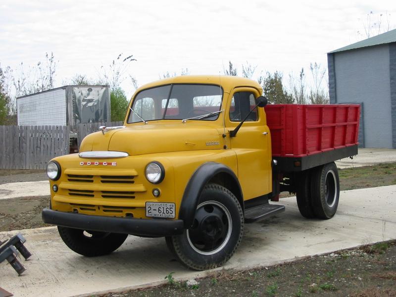 1 5 Ton And Larger Mopar Flathead Truck Forum P15 D24