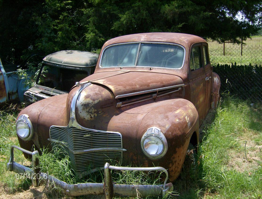 1951 Farmall, 1939 Ford Deluxe
