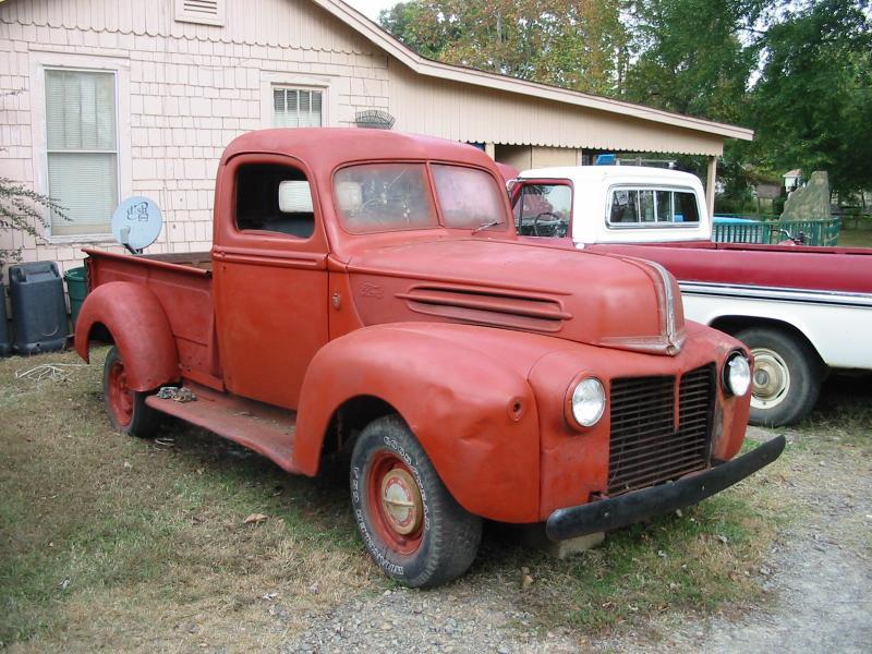 1924 ford model tt panel truck