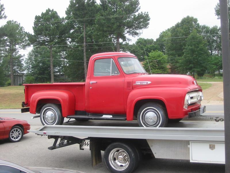 1953 ford trucks for autos weblog. Black Bedroom Furniture Sets. Home Design Ideas