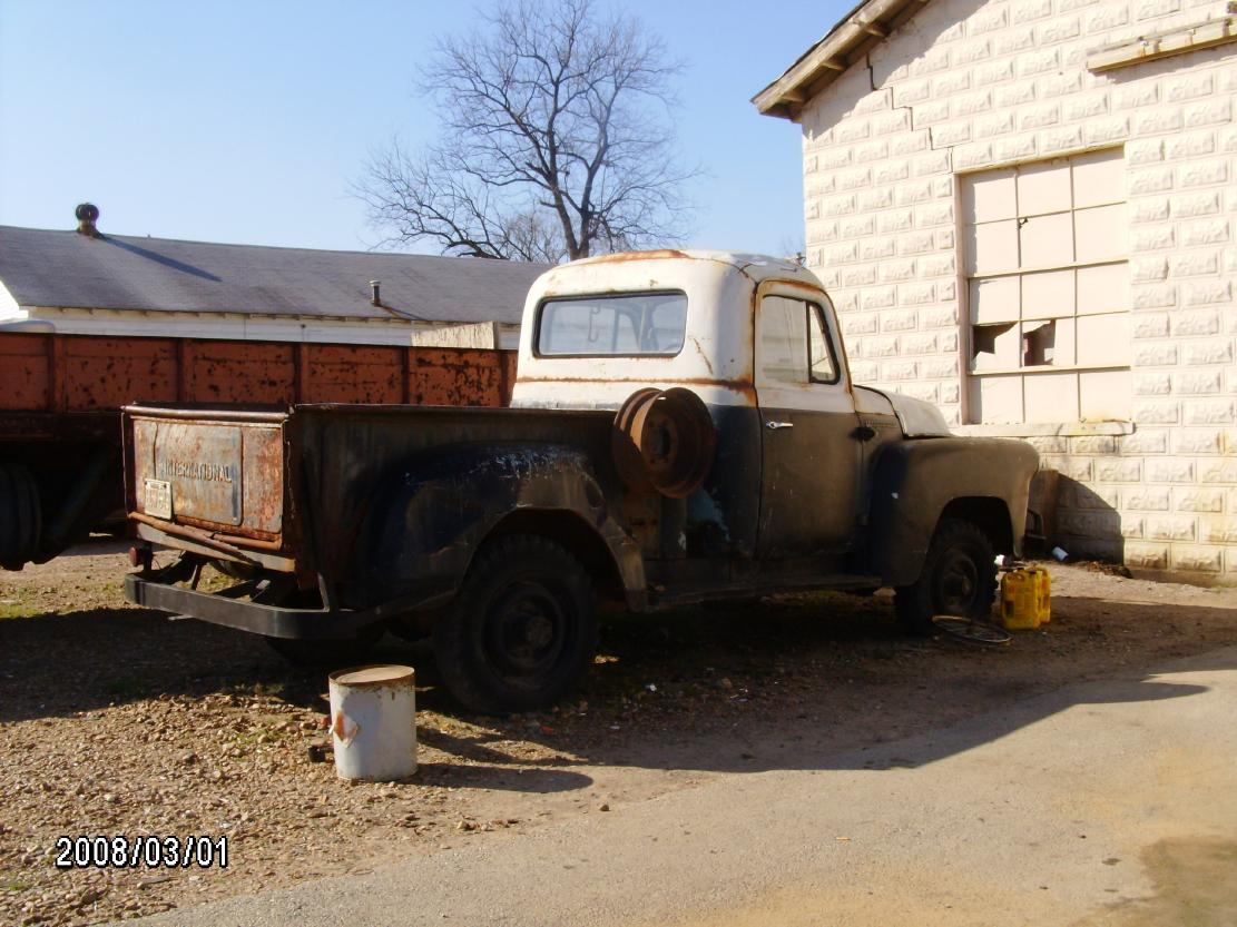 Vintage Dodge International Studebaker Willys Othertruck Searcy Ar 1949 D100 Truck 194x Pu