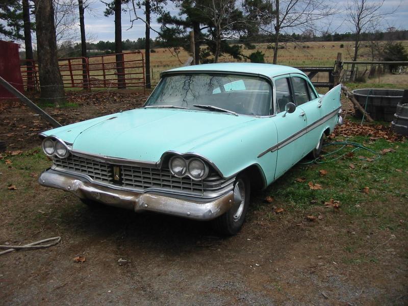 1961 Alvis TD21 Barnfind front