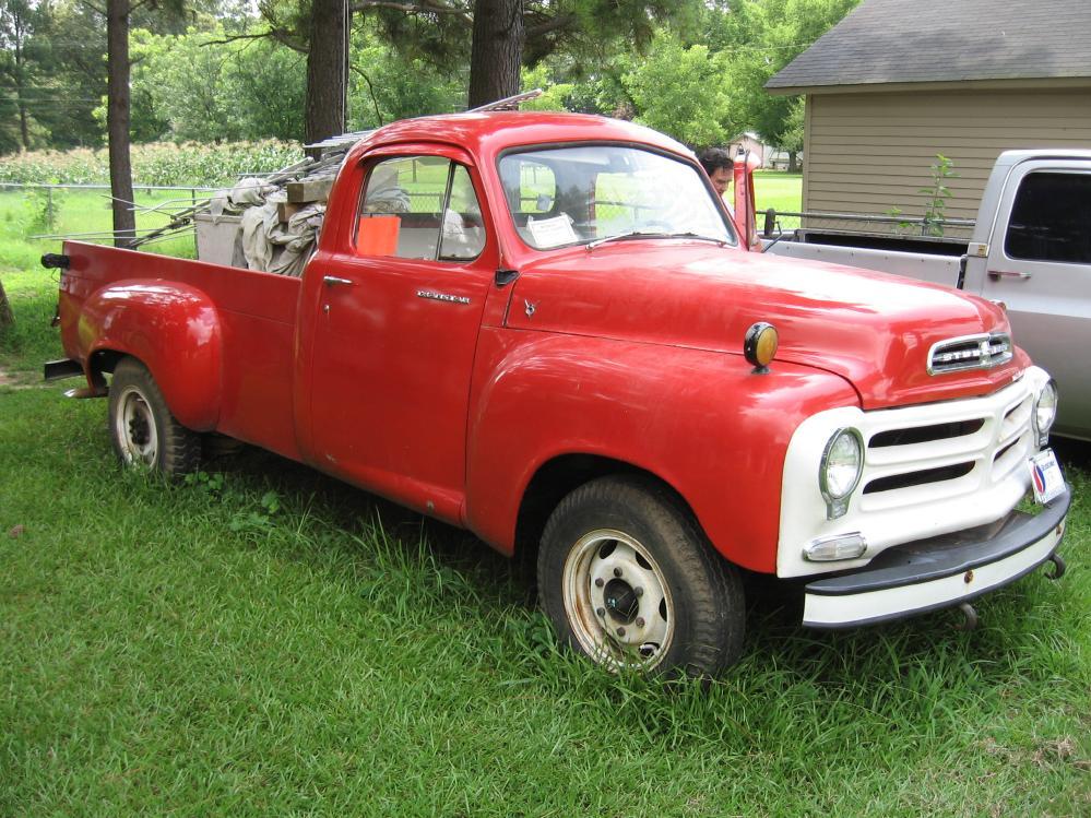 1956 Studebaker Transtar 3Qt