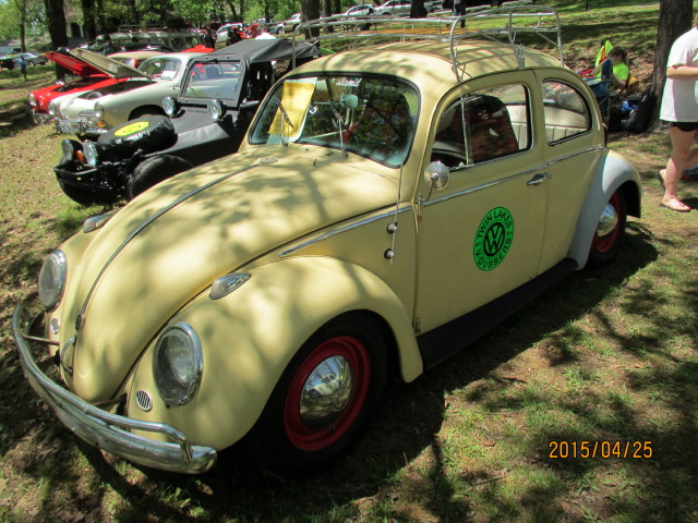Mountain Top Volkswagen Ckub Show 8th annual 2008 Pictures